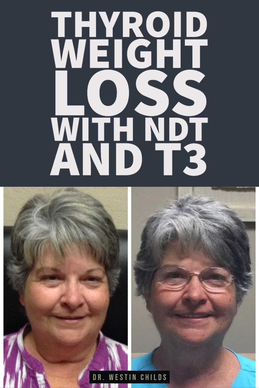 thyroid weight loss with NDT and T3