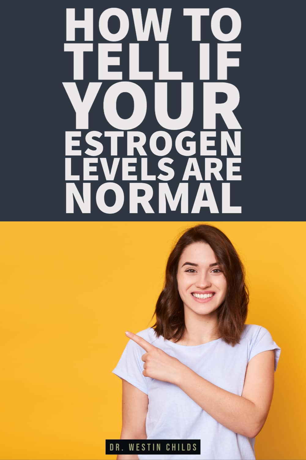 how to tell if your estrogen levels are normal