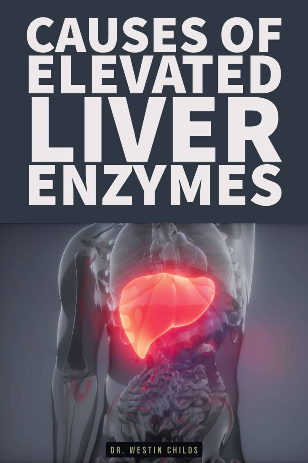 causes of elevated liver enzymes