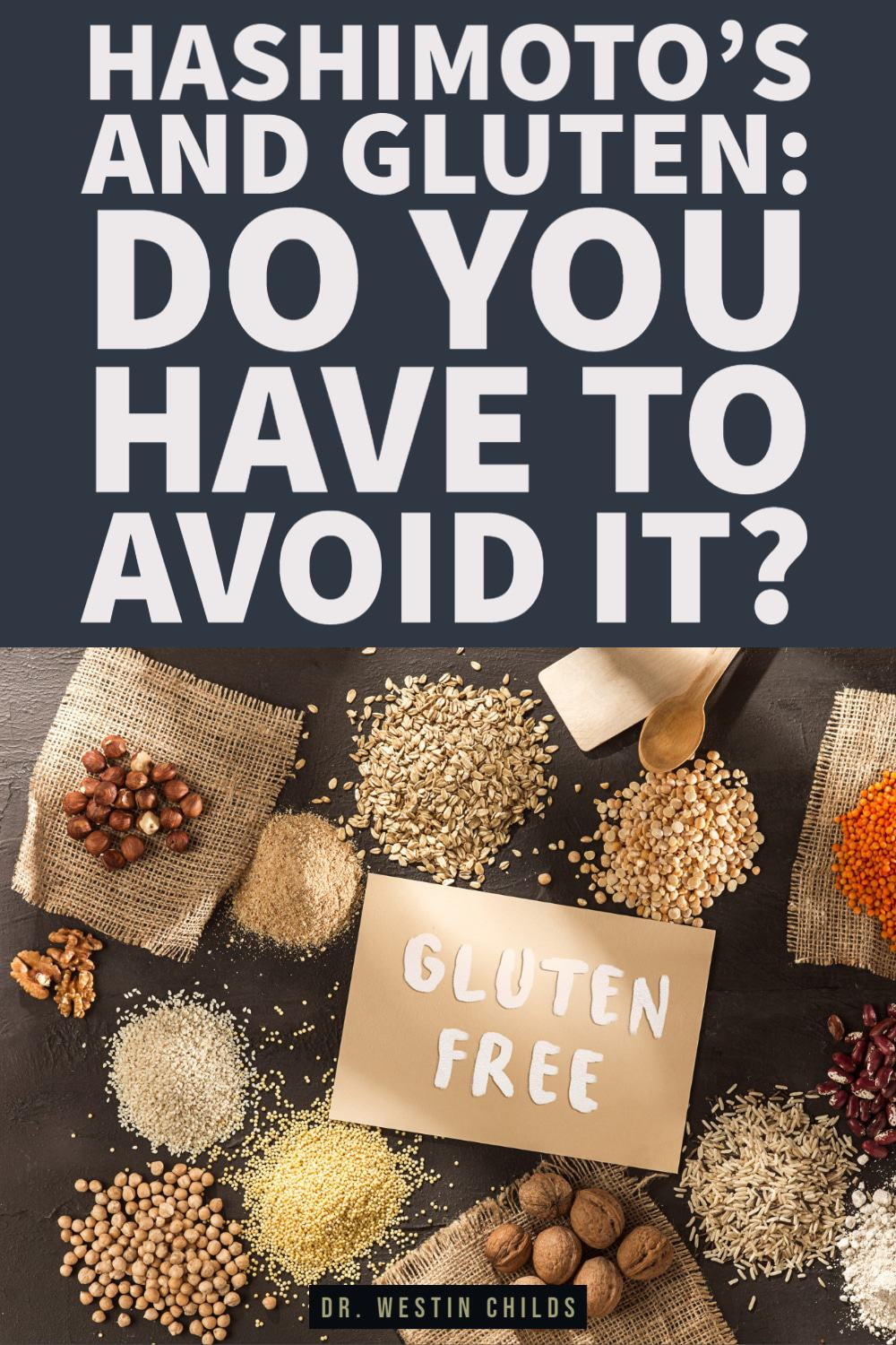 do you have to be gluten free with hashimoto's?