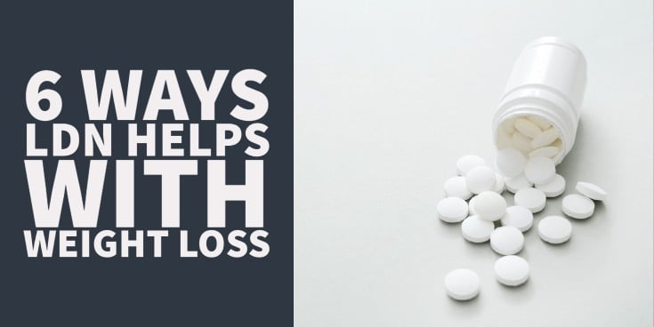 6 ways Naltrexone helps with weight loss