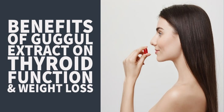 The benefits of guggul extract