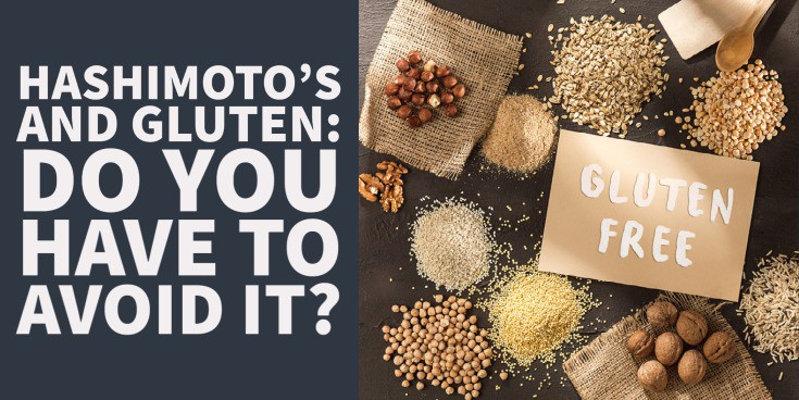 The hashimotos and gluten connection