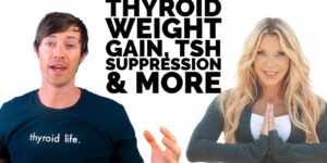 Thyroid Weight Loss, TSH Suppression, Iodine Supplements & More | Dr. Amie & Dr. Westin Childs