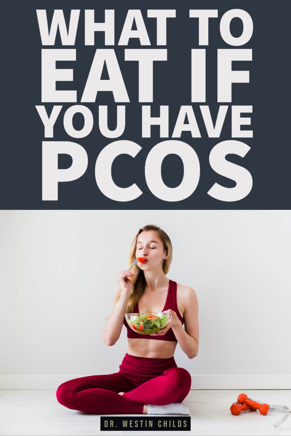 what to eat if you have PCOS