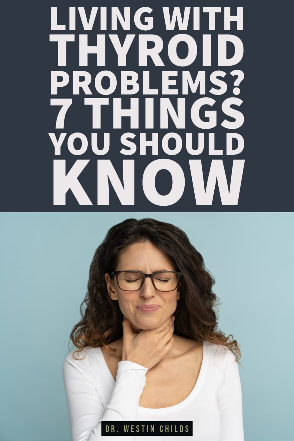 What You Should Expect Living with Thyroid Problems