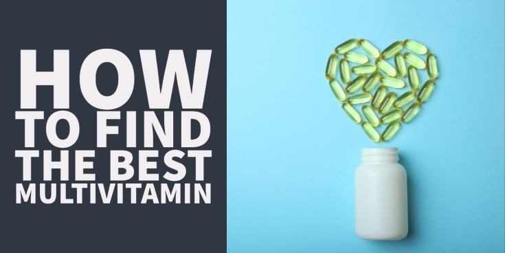 5 Tips to find the best multivitamin for both men and women
